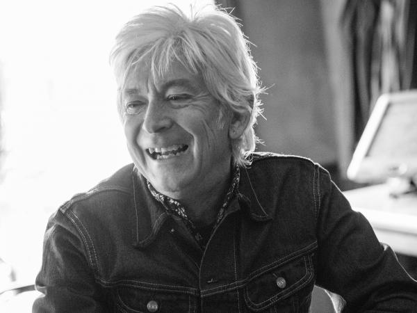 Rock and Roll Hall of Fame inductee Ian McLagan released his first studio album in five years, <em>United States</em>, on Tuesday.