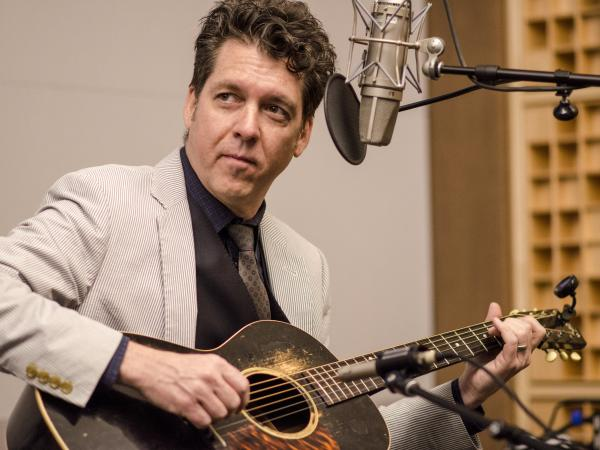 Joe Henry's latest album is <em>Invisible Hour</em>.