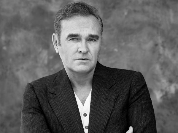 Morrissey's new album, <em>World Peace Is None Of Your Business,</em> comes out July 15.