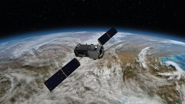 The Orbiting Carbon Observatory-2 will monitor carbon dioxide emissions.