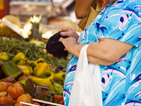 Most older adults are overweight or obese, which increases the risk of chronic health problems.