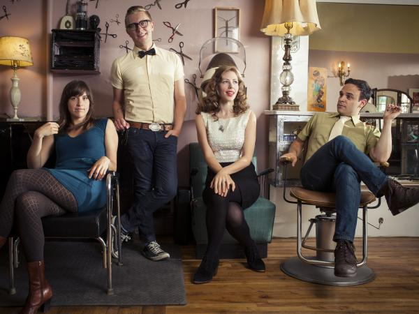 Lake Street Dive's new album is <em>Bad Self Portraits</em>.
