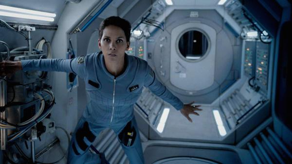In<em> Extant, </em>the new 13-part CBS miniseries, a female astronaut played by Halle Berry returns from an extended, 13-month solo stint aboard a space station and learns that she's pregnant. But it's unclear by whom — or what.