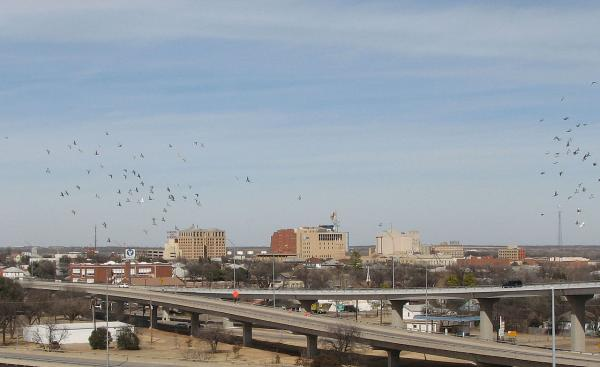 Wichita Falls, Texas, is in its worst drought on record. (Justin Cozart/Flickr)