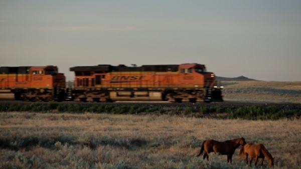 BNSF Railway, the second largest freight network in the U.S., is at the center of the boom in crude by rail. The railroad touts its commitment to safety. Current and former workers question the safety culture on the ground. (Michael Werner)