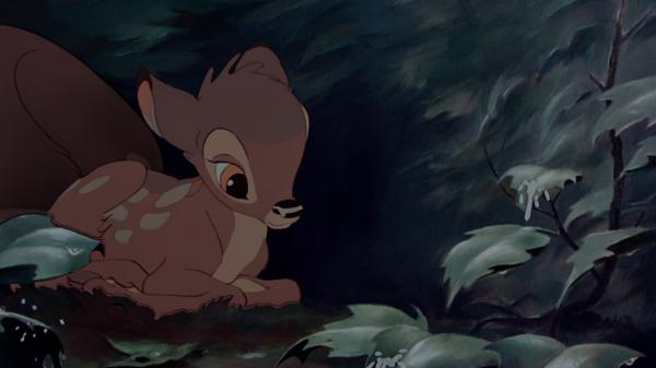 <em>Bambi, </em>Disney's 1942 animated feature about a fawn's life in the woods, has a heartbreaking scene many young viewers never forget: the death of Bambi's mother. Sarah Boxer wrote about the pervasive theme of dead mothers in animated films and children's stories for this month's issue of <em>The Atlantic</em>.