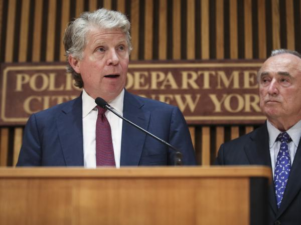 Cyrus Vance Jr., the district attorney for Manhattan, wanted to see if there were disparities in how the cases were disposed of.