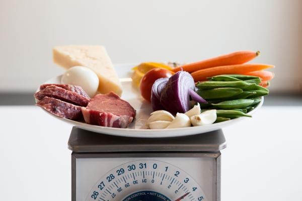 Throwing out a pound of boneless beef effectively wastes 24 times more calories than throwing out a pound of vegetables or grains. Egg and dairy products fall somewhere between the two extremes.