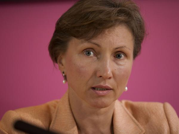 "Marina Litvinenko, the widow of former Russian intelligence officer Alexander Litvinenko, says she is ""relieved and delighted"" with the U.K. government's decision to open a public inquiry into the former KGB agent's death in 2006 by radiation poisoning."
