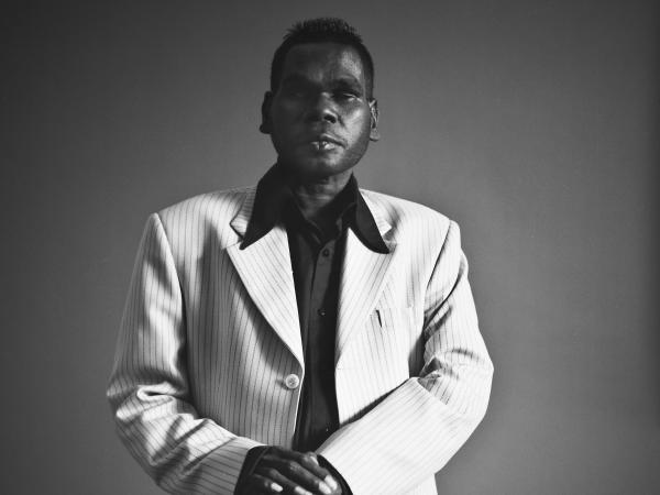 Geoffrey Gurrumul Yunupingu, who goes by Gurrumul, released his self-titled debut album in the U.S. this week.