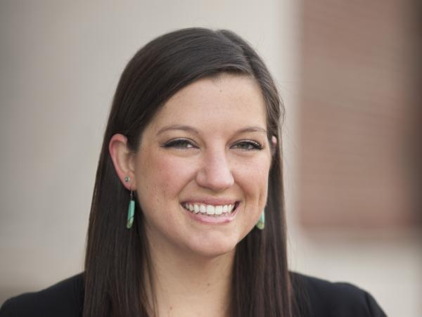 "Adrienne Keene, author of the popular blog ""Native Appropriations"""