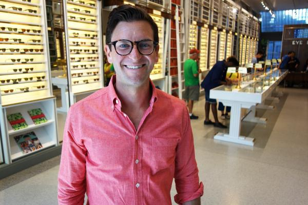 Dave Gilboa is co-founder and co-CEO of Warby Parker, the primarily online eyewear store. Warby Parker experimented with a variety of pop-up locations before settling into a longer-term lease.