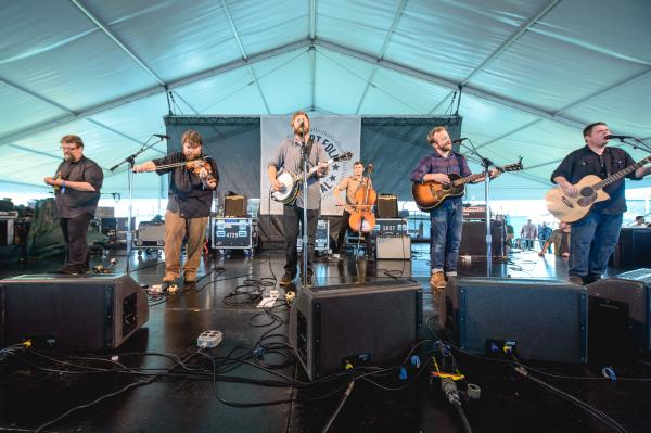 Trampled by Turtles have figured out how to shred to bluegrass.
