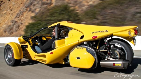 The Campagna T-REX 16S with P (campagnamotors.com)