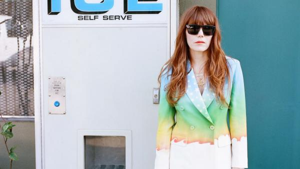 Jenny Lewis' new album, <em>The Voyager</em>, arrived on July 29.