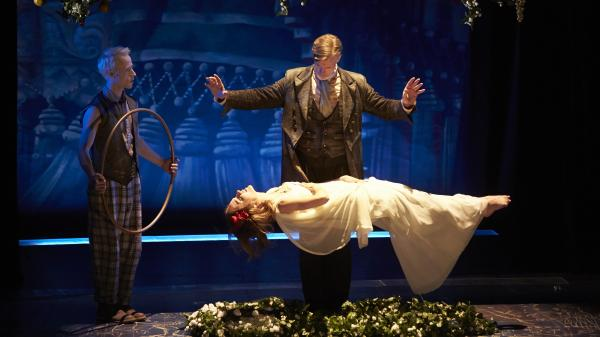 An image from The Smith Center's production of Shakespeare's <em>The Tempest </em>in Las Vegas.