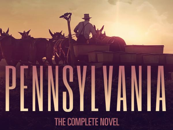 The cover of Michael Bunker's self published book <em>Pennsylvania Omnibus</em>.