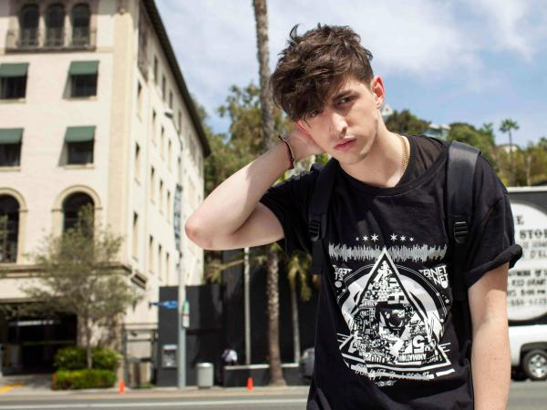 Porter Robinson's new album, <em>Worlds</em>, comes out Aug. 12.