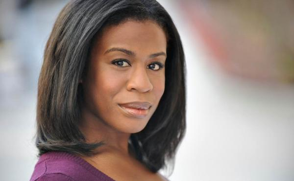 "Uzo Aduba plays Suzanne ""Crazy Eyes"" Warren in <em>Orange Is the New Black</em>."
