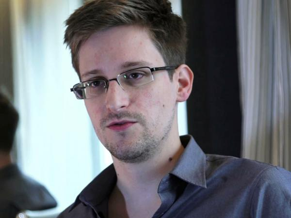 This photo provided by <em>The Guardian</em> in London shows Edward Snowden, who worked as a contract employee at the National Security Agency, in Hong Kong last year.