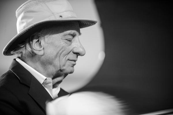 The versatile pianist Dick Hyman, 87, performed in trio with guitarist Howard Alden and bassist Jay Leonhart.