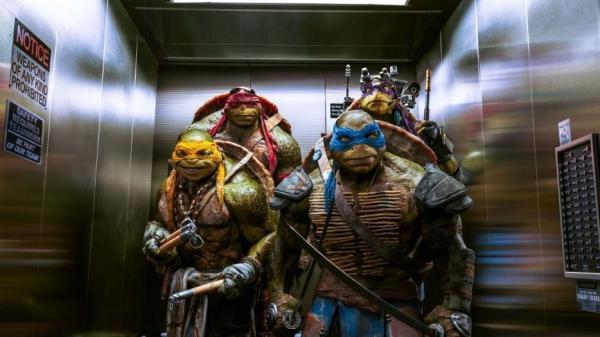 <em>Cowabunga!</em> Producer Michael Bay's<em> Teenage Mutant Ninja Turtles </em>is the latest remake of everyone's favorite crime-fighting mutated turtle saga.