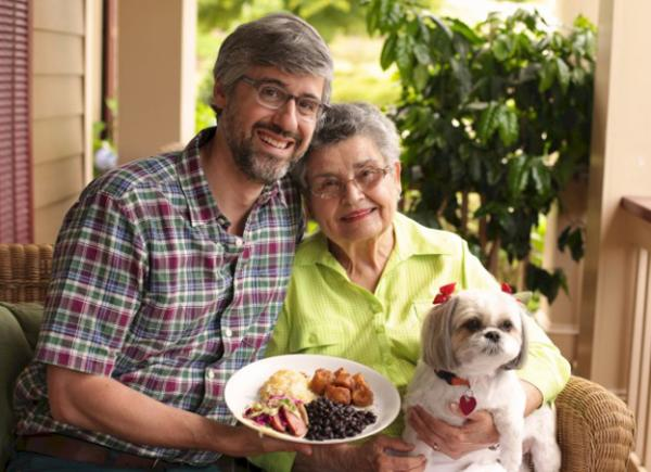 "Mo Rocca's show """"My Grandmother's Ravioli"" kicks off its third season tonight. (Cooking Channel)"