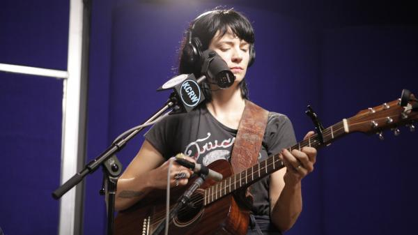 Nikki Lane performed live on <em>Morning Becomes Eclectic</em>.