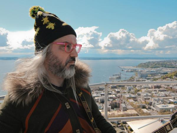 J Mascis' new album, <em>Tied to a Star</em>, comes out Aug. 26.