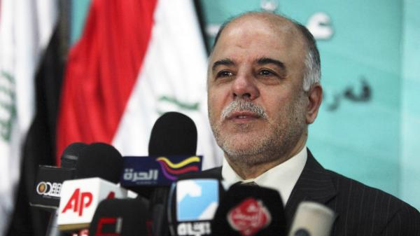 Iraqi lawmaker Haidar al-Abadi, shown here in 2010, was appointed Monday to become Iraq's prime minister. However, Nouri al-Maliki, the prime minister since 2006, has so far refused to step down.