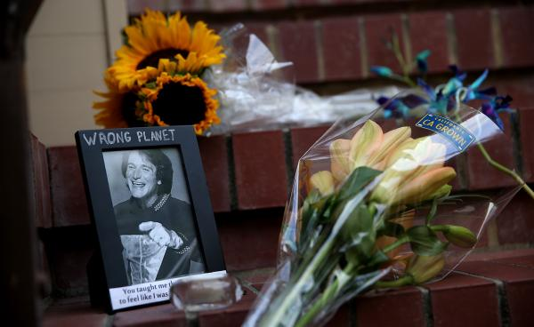 Robin Williams was found dead in his home in Tiburon, Calif., on Monday. He was 63.