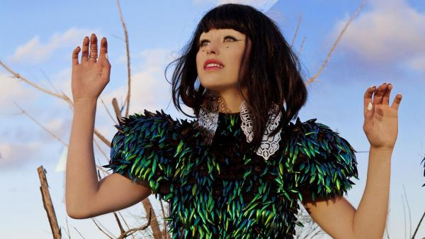 Kimbra will release <em>The Golden Echo</em>, the follow-up to her 2011 debut, Aug. 19.