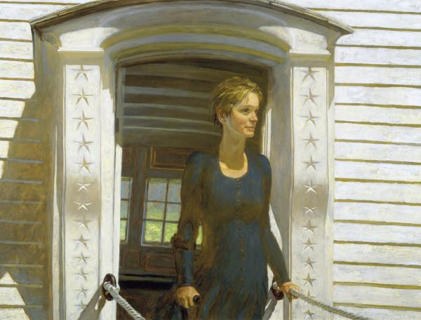 Southern Light, 1994 (Courtesy/Museum of Fine Arts)