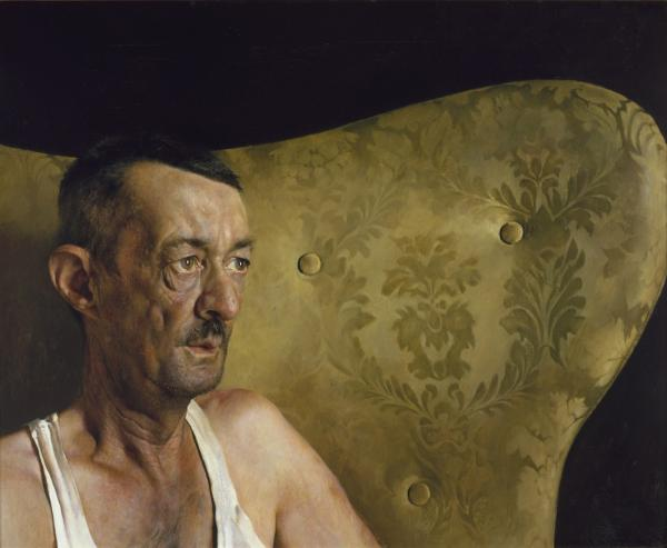 Portrait of Shorty, 1963 (Courtesy/Museum of Fine Arts)