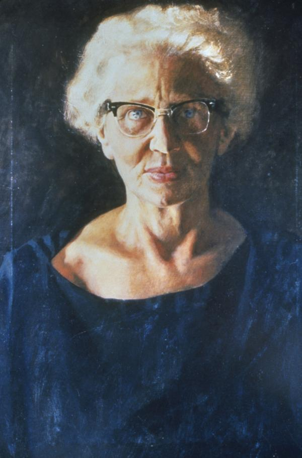 Portrait of Helen Taussig, 1963 (Courtesy/Museum of Fine Arts)