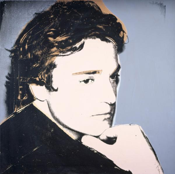 Portrait of Jamie Wyeth, 1976  (Courtesy/Museum of Fine Arts)