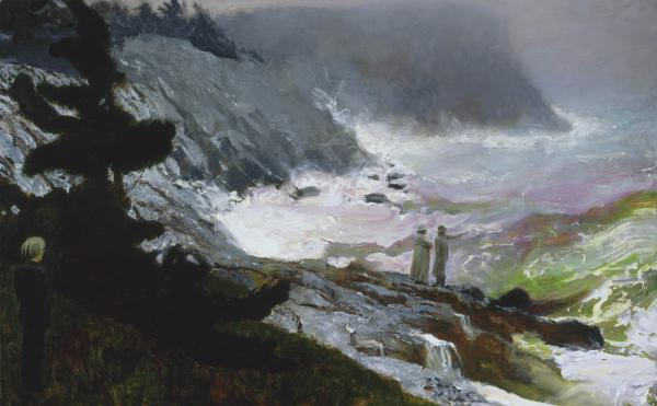 The Sea, Watched, 2009 (Courtesy/Museum of Fine Arts)