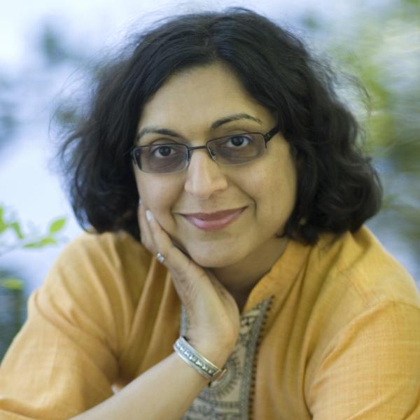 Thrity Umrigar has authored six novels and is a professor of English at Case Western Reserve University.