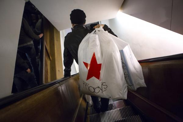 Customers at Macy's flagship store in New York City say they were discriminated against. Macy's agreed to a settlement.