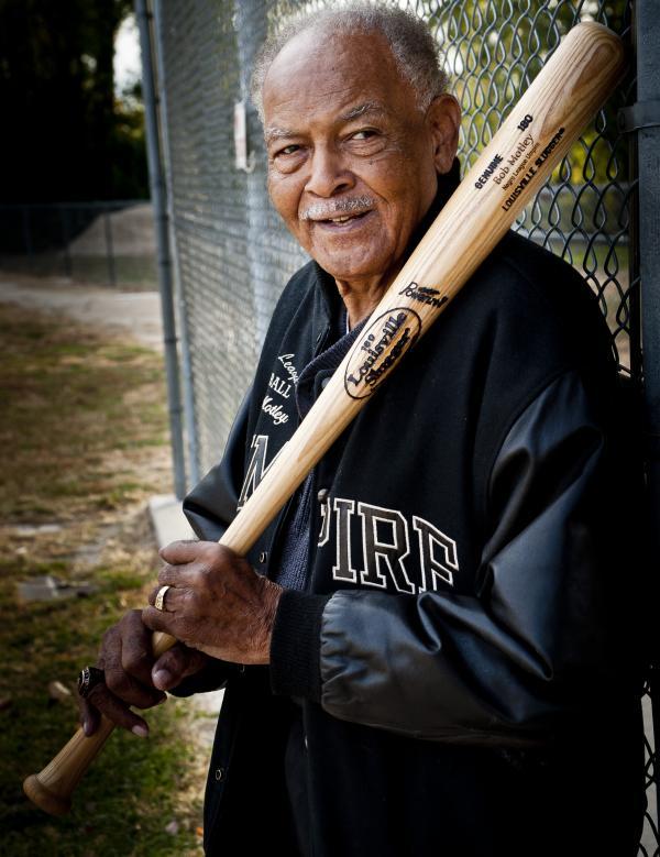 Motley, 91, is the last surviving Negro League umpire.