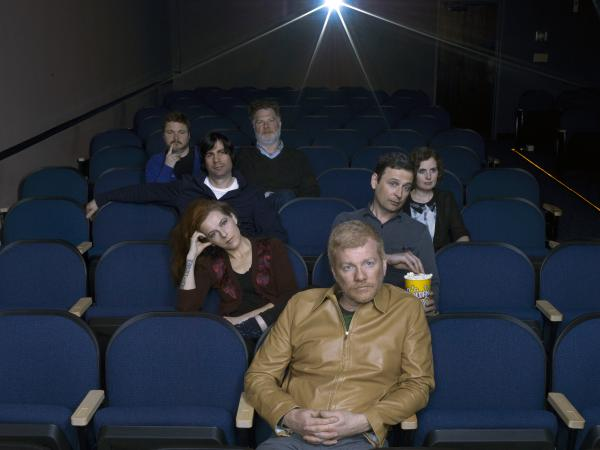 The New Pornographers will play songs from <em>Brill Bruisers</em> inside New York's famed Brill Building on Thursday, Sept. 4.