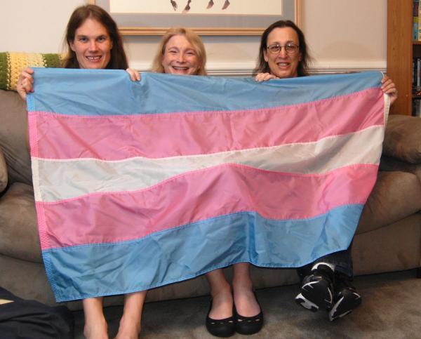 Darlene Wagner, Kelley Winters and Monica Helms.