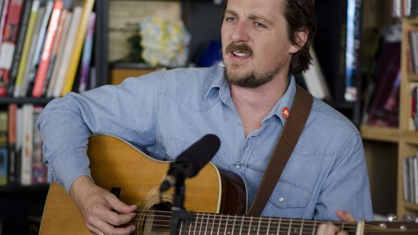 Tiny Desk Concert with Sturgill Simpson on July 8, 2014.
