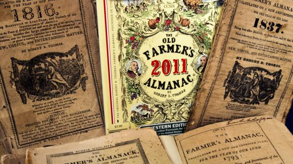 <em>The Old Farmer's Almanac</em> was first published in 1792 in Dublin, N.H. With a unique blend of historical information, astronomical data and folksy wisdom, it has remained popular for centuries.