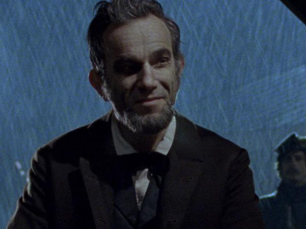 Daniel Day-Lewis stars as President Abraham Lincoln in director Steven Spielberg's drama <em>Lincoln.</em>