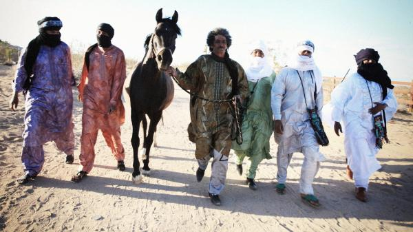 Tinariwen's new album, <em>Emmaar, </em>comes out Feb. 11.