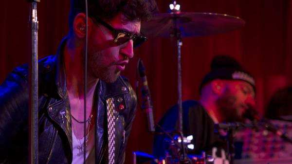 Chromeo performed live in Los Angeles for KCRW.