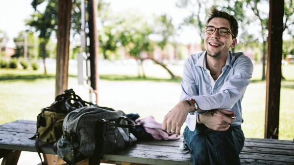 Justin Townes Earle's new album, <em>Single Mothers, </em>comes out Sept. 9.