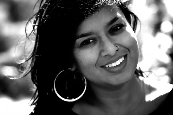 Nayomi Munaweera was born in Sri Lanka. Her family emigrated to Nigeria and later to Southern California. She is working on her second novel.