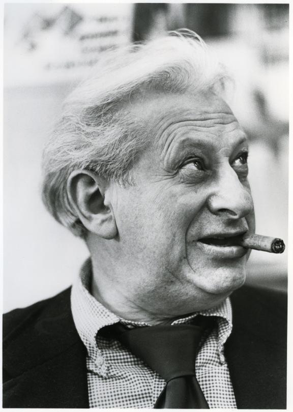 Studs Terkel circa 1970.